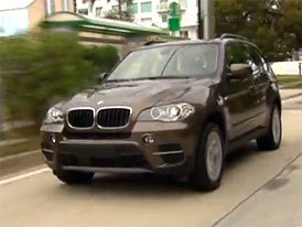 Video: BMW X5 – Modernizované SUV na silnici