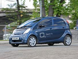 Peugeot Ion: Prvn� j�zdn� dojmy