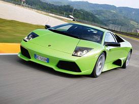 Lamborghini: Konec v�roby modelu Murci�lago