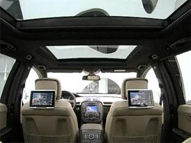 Video: Mercedes-Benz R – Prohlídka interiéru