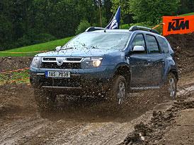 Dacia Duster: První jízdní dojmy