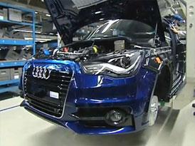 Video: Audi A1 – Výroba malého hatchbacku