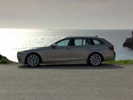Video: BMW 5 Touring – Prohlídka exteriéru i interiéru