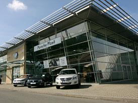 Porsche Plzeň: 6000 prodaných vozů za 10 let