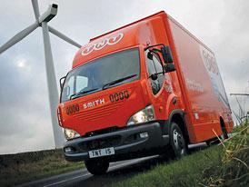 Avia chystá uvedení nákladních elektromobilů na český trh