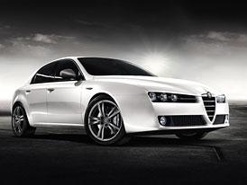 Alfa Romeo 159 s novým motorem 2,0 JTDm (100 kW)