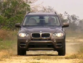 Video: BMW X5 � Pr�miov� SUV v ter�nu