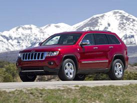 Jeep Grand Cherokee 2011: Nová generace konečně přichází, zatím pouze do USA (nové foto)