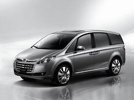 Luxgen 7: Nové MPV z Taiwanu s motorem 2,2 MEFI Turbo