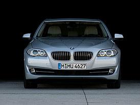 Český trh v dubnu 2010: BMW 5 obhájilo prvenství ve vyšší střední, vede i celkově od začátku roku