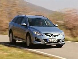 Video: Mazda 6 2010 � P�edstaven� modernizovan�ho modelu