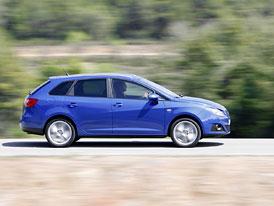 SEAT Ibiza ST se začne v ČR prodávat v červnu, první cena 234.900,-Kč