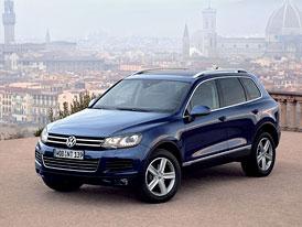 Volkswagen Touareg: České ceny začínají na 1,228 milionu Kč, hybrid za 1,887 milionu Kč