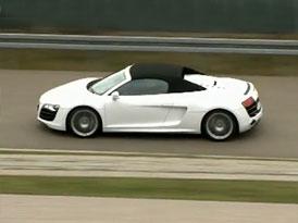 Video: Audi R8 Spyder – Výroba, kontrola a jízda
