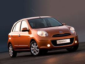 Nissan zahájil výrobu nové Micry v Indii