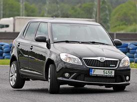 Škoda Fabia RS: První jízdní dojmy