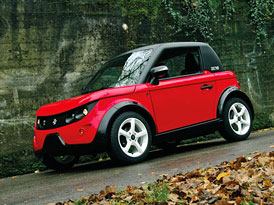 Tazzari Zero: Elektromobil z Imoly startuje