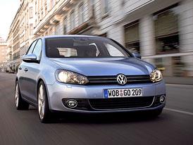 Volkswagen Golf: Nová 1,2 TSI (63 kW) za 378 tisíc Kč