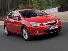 Opel má na Astru již 150.000 objednávek, letošní příchod Sports Toureru potvrzen