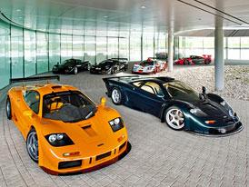 McLaren F1: 20 let britsk� legendy