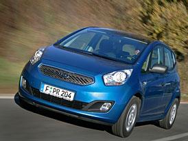 Český trh v dubnu 2010: Kia boduje mezi malými MPV, Peugeotu se daří o třídu výše