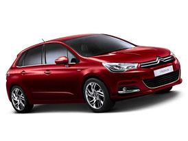 Citroën C4 2011: První oficiální informace a technické údaje