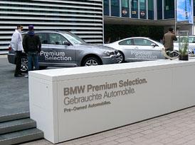 BMW zahajuje na českém trhu prodej ojetých vozů pod značkou BMW Premium Selection