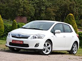 Toyota Auris HSD: První jízdní dojmy