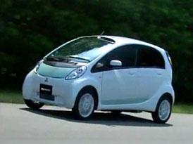 Video: Mitsubishi i-MiEV – Úspěšný elektromobil z Japonska