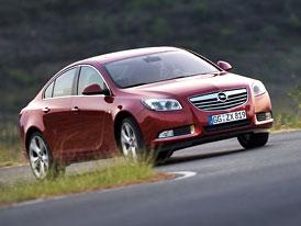 Opel Insignia: Adaptive 4x4 nyní také s 2,0 CDTi (118 kW)