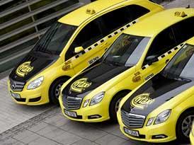 CityTaxi bude bude mít ve vozovém parku Mercedesy