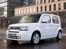Nissan Cube na českém trhu: Jeden motor, plná výbava a cena 454.990,- Kč