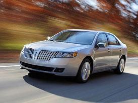 Lincoln: Sedm nových modelů do roku 2014