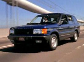 Video: Range Rover – 40 let v necelých dvou minutách