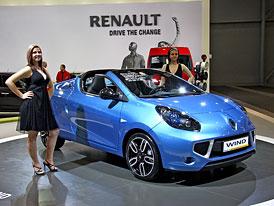 Renault Wind: Česká premiéra, ceny začínají na 399.900,- Kč