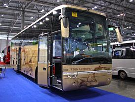 Autotec 2010: Autobus Van Hool T916 Astronef