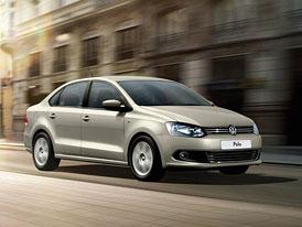 Volkswagen Polo sedan: Malá Jetta se představuje (nové fotografie)