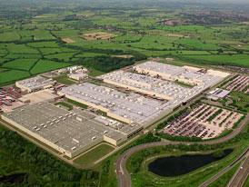 Toyota v červnu zcela obnoví výrobu v evropských závodech