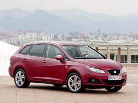 SEAT Ibiza ST: Ceny na českém trhu (aktualizováno)