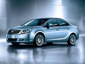 Buick Excelle GT: Nová Astra sedan v čínském outfitu