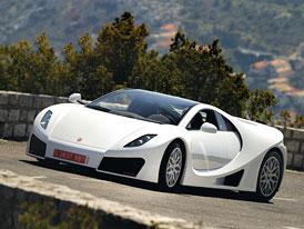 GTA Spano: Supersport ze Španělska míří na trh (nové foto)