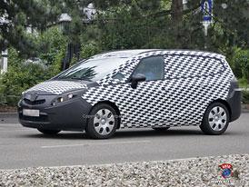 Spy Photos: Opel Zafira C - Třetí generace bez dveřních výstřelků