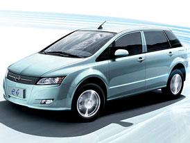 ��nsk� BYD pl�nuje start prodeje elektromobil� v Evrop� na rok 2011