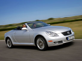 Lexus SC 430 po 10 letech končí