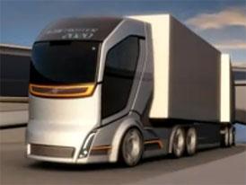 Video: Volvo Concept Truck 2020 – Pohled do budoucnosti