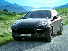 Video: Porsche Cayenne � P�ipomenut� historie a nov� SUV