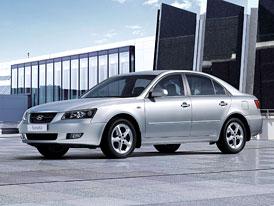 Hyundai Sonata: 5 milionů kusů za 25 let