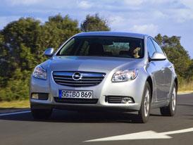 Opel Insignia 2011: Ni��� spot�eba a nov� prvky v�bavy