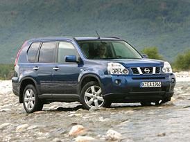 Nissan X-Trail 2,0 4x4 po slevě od 534.900,- Kč