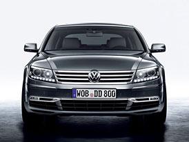 VW Phaeton: Čínský boom zachránil luxusnímu Volkswagenu život